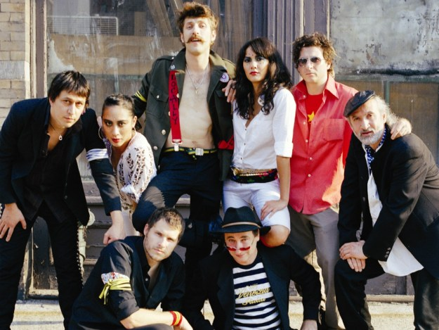 Gogol Bordello Mariachi El Bronx Fox Theater Pomona – Oct. 7 & 8