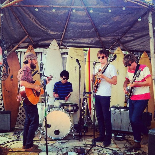 Just Announced- Woods at Center for the Arts, Eagle Rock – Sept 27