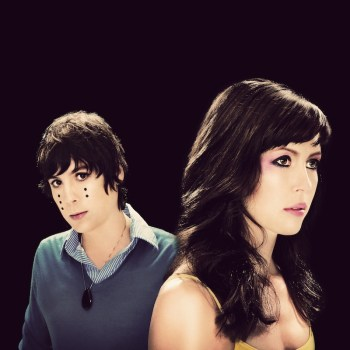 Glass Candy band photo