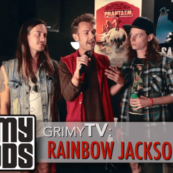 Grimy T.V. Interview with Rainbow Jackson