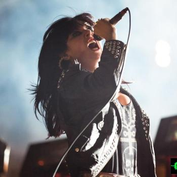 Sleigh Bells live photo