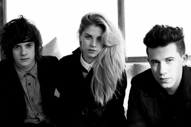 LONDON GRAMMAR PHOTO