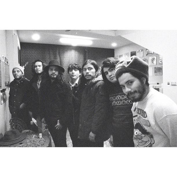 Santoros band photo