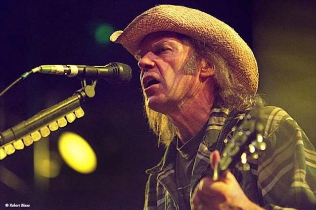 Neil Young photos
