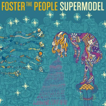 Foster the people supermodel album cover