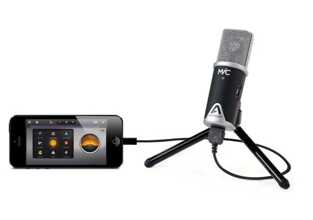 Apogge MiC96k_iPhone