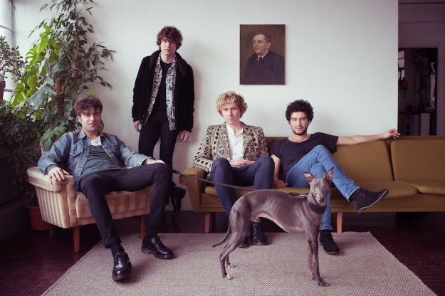 The Kooks press photos