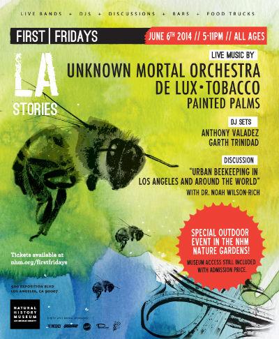 First Fridays Flyer 400