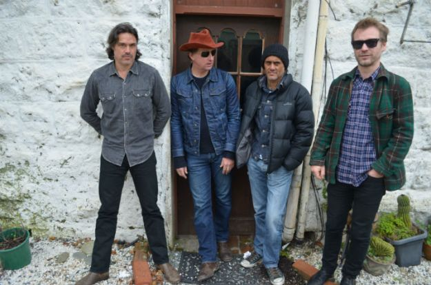 David Kilgour and The Heavy Eights