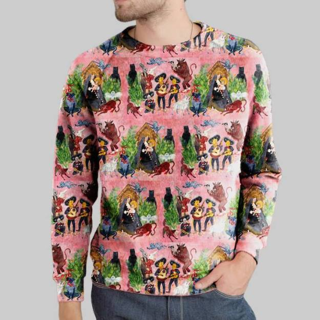 Father John Misty_Ugly Christmas Sweater