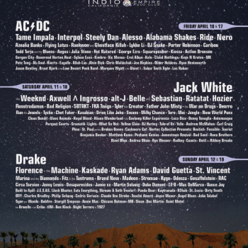 coachella 2015 official linup poster