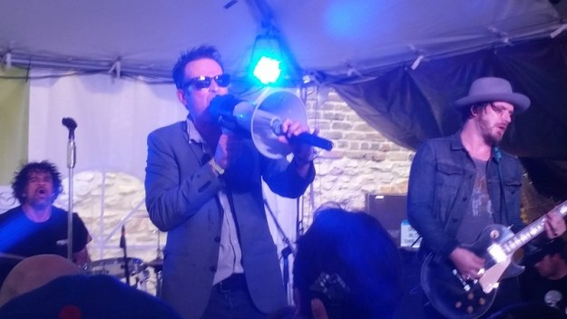 Scott Weiland and The Wildabouts at Palm Door on 6th.
