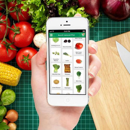 Instacart Mobile App Photo_Facebook