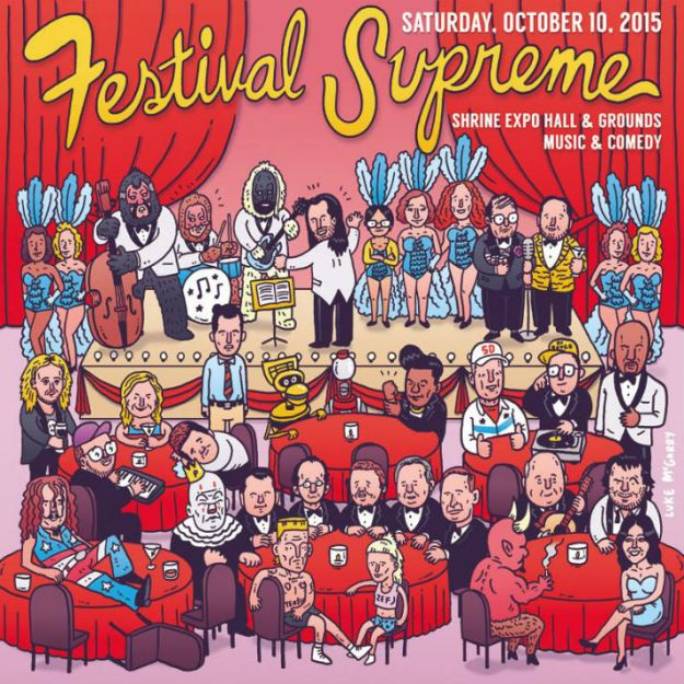 Festival Supreme 715