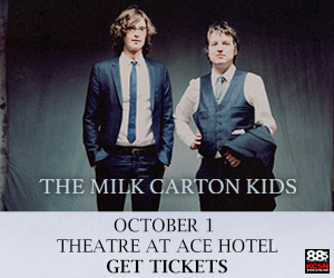 10/1 – The Milk Carton Kids @ Theatre at the Ace Hotel