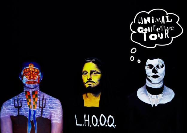 Animal Collective T