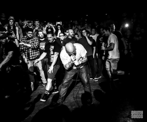 The Bronx punk band