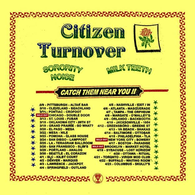 Citizen Tour Dates photo