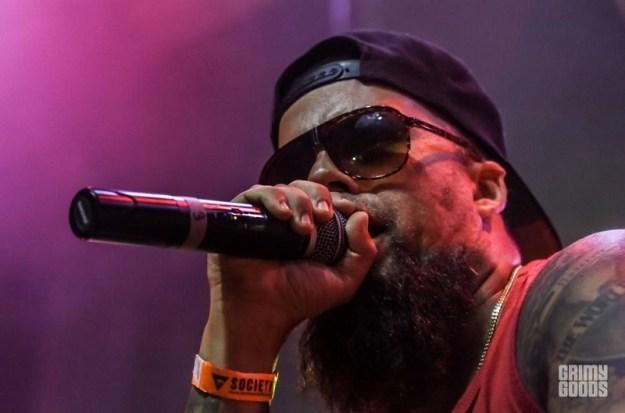 Murs rapper