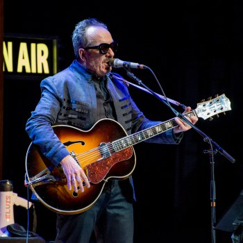 Elvis Costello photo