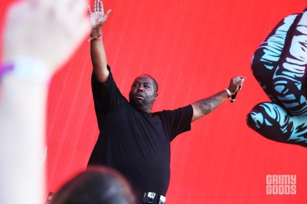 Run the Jewels at Panorama Festival