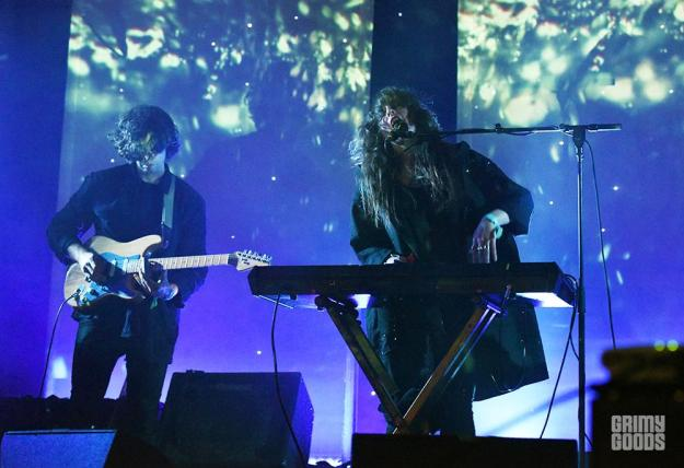 Beach House at FYF 2016