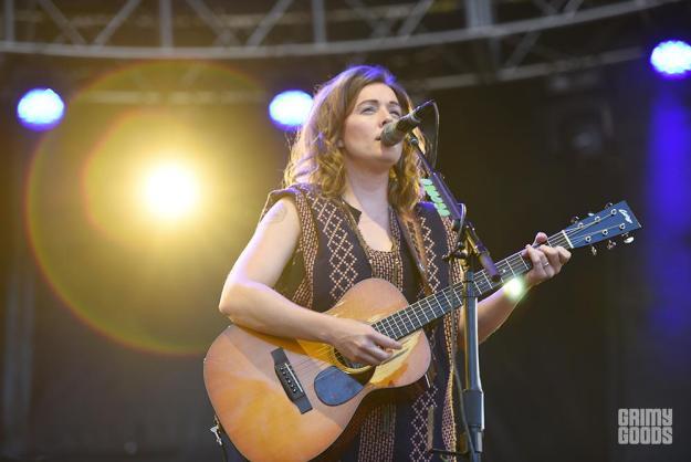 Brandi Carlile at Outside Lands Music Festival photos