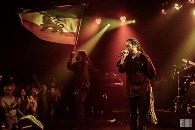 Damian Marley by Farah Sosa