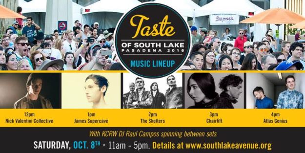 Taste of South Lake
