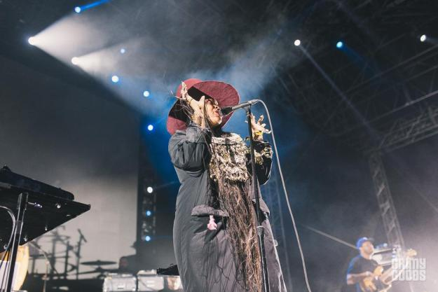 Erykah Badu Camp Flog Gnaw 2016 photos