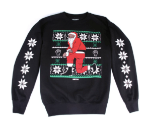 NAs descendents ugly christmas sweater