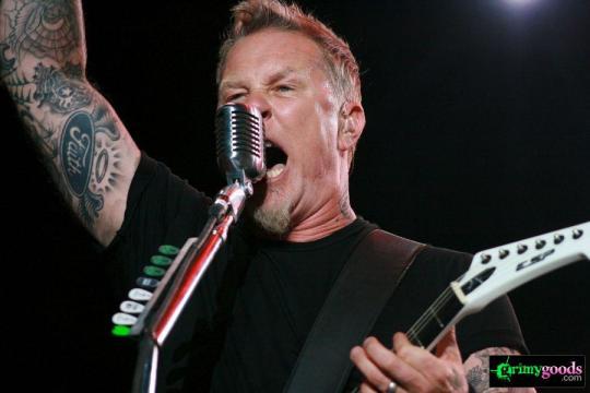 <em>Metallica</em>