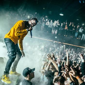 Travis Scott New Year's Eve at Observatory1