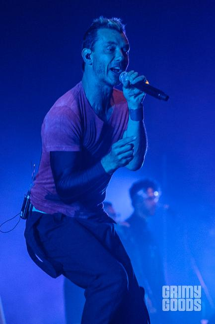 Gavin Rossdale Celebrating David Bowie at The Wiltern