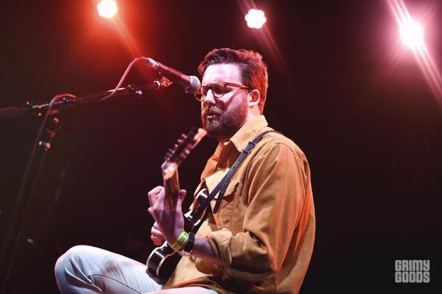 Nick Waterhouse at Love Trumps Hate