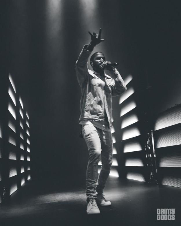 Big Sean at Hollywood Palladium