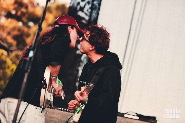 Beach Fossils at When We Were Young Fest -- Photo: Steven Ward