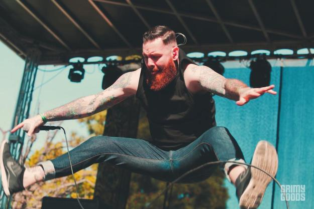 Senses Fail at When We Were Young Fest -- Photo: Steven Ward