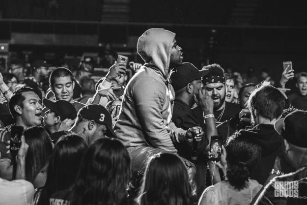 A$AP Ferg at The Forum by Andrew Gomez