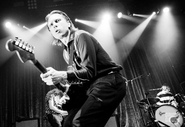 Franz Ferdinand at the Regent shot by Danielle Gornbein