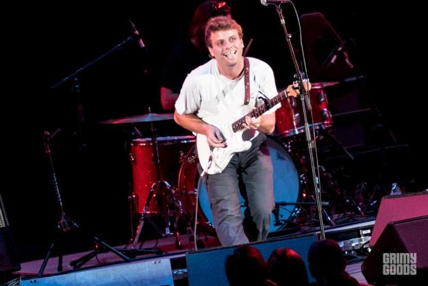 Mac Demarco at the Hollywood Bowl shot by Danielle Gornbein