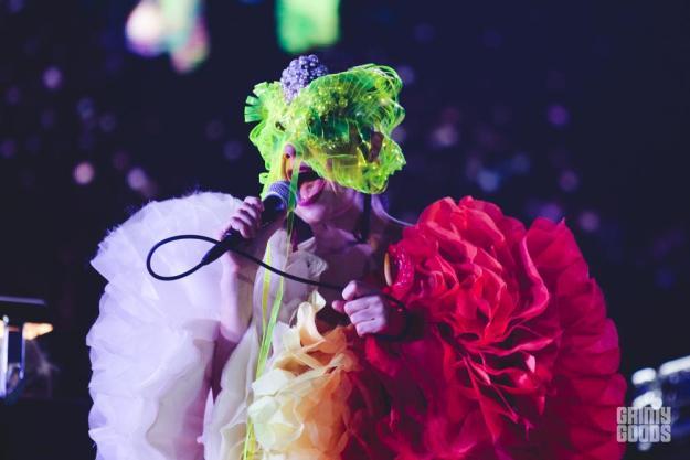 FYF Fest 2017 Photos Björk by Andrew Gomez
