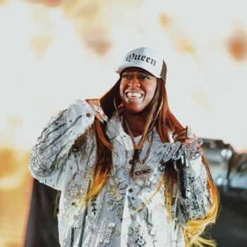 Missy Elliott at FYF 2017 by Steven Ward