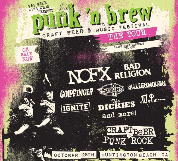 Punk 'N Brew Craft Beer & Music Festival