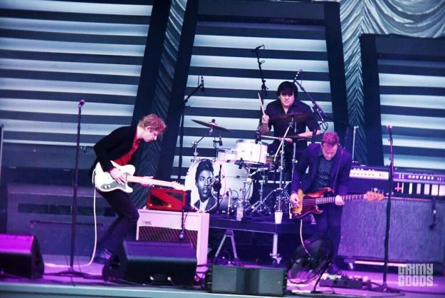 Spoon at the Hollywood Bowl shot by Danielle Gornbein