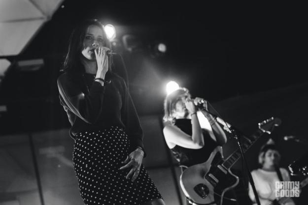 Warpaint at Twilight Concerts at Santa Monica Pier -- Photo: Andrew Gomez