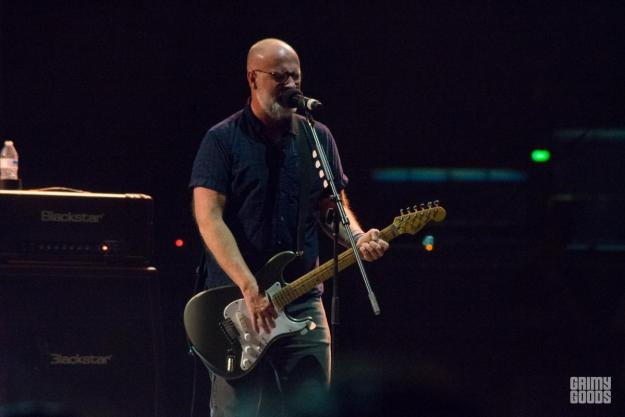 Bob Mould at Cal Jam -- Photo: ZB Images