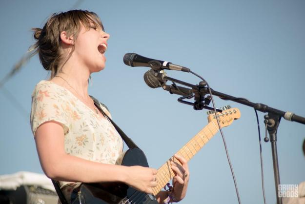 Wolf Alice at Cal Jam -- Photo: ZB Images