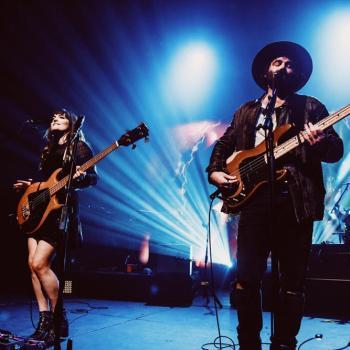 Angus & Julia Stone at the Fonda Theatre shot by Danielle Gornbein