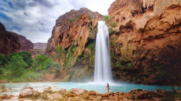 Havasupai Falls 2018 reservations